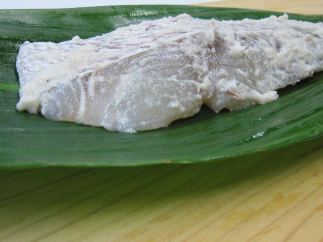画像2: 山竹の粕漬け 天然真鯛