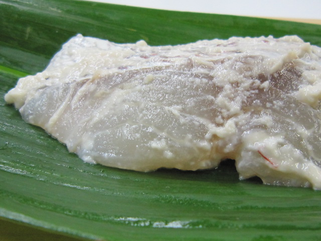 画像5: 山竹の粕漬け 天然真鯛